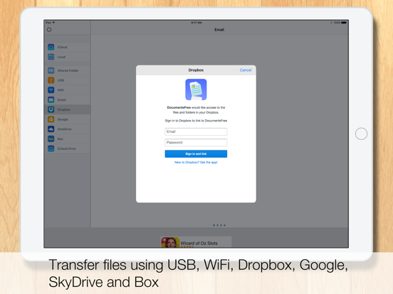 Documents Free (Mobile Office Suite) screenshot