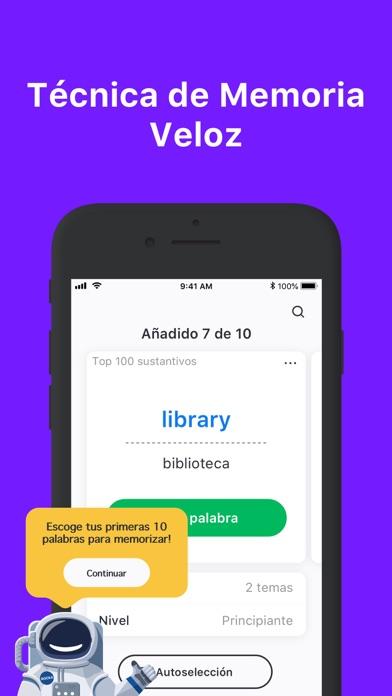 Screenshot for Rocka English: Aprender Ingles in Dominican Republic App Store