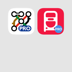 London Travel Tools Bundle – Tube Map Pro and Bus Times London Pro on