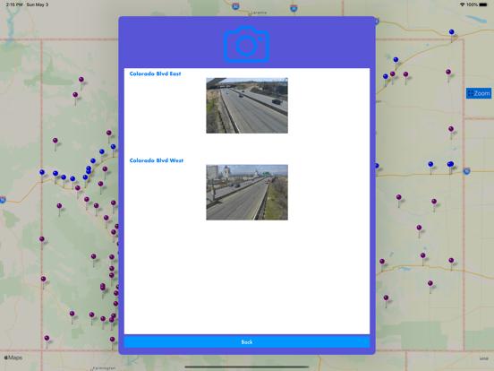 Traffic Cameras Colorado Pro screenshot 10