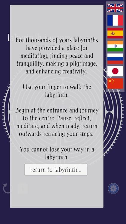 Labyrinth Journey screenshot-7