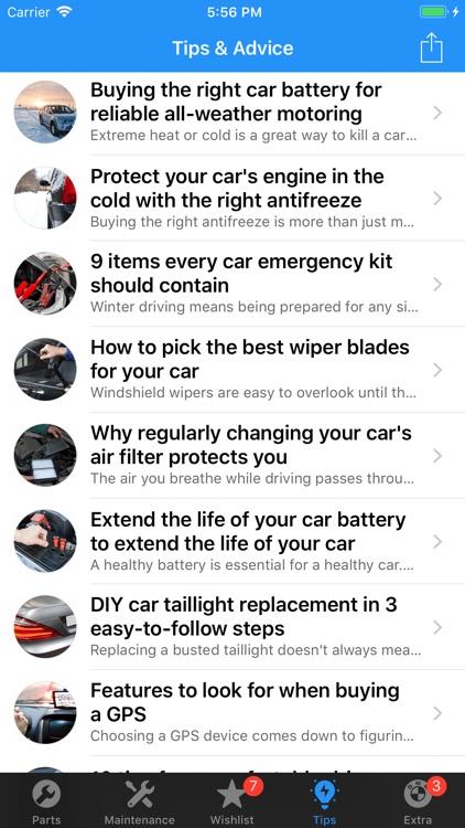 BMW Parts screenshot-9