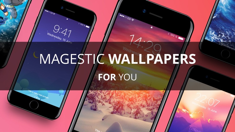 Wallpapers & Themes Background screenshot-8