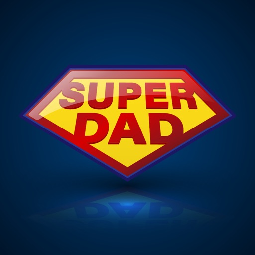 Fathers Day Greetings & Cards app logo