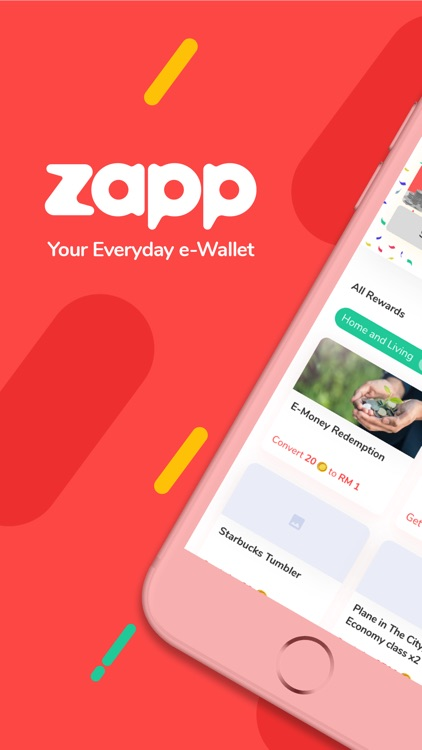 Zapp - Your Everyday e-Wallet