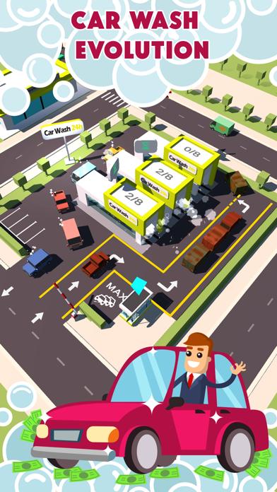 Car Wash Idle screenshot 1