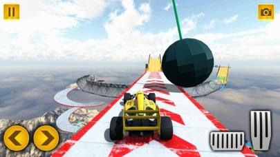 グランド 式 スタント 車 ゲーム メガ ランプ 車 レースのおすすめ画像2