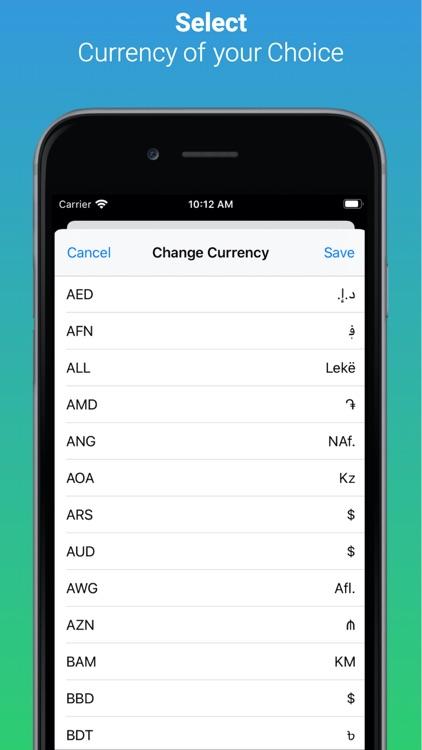 MoneyMeter screenshot-6