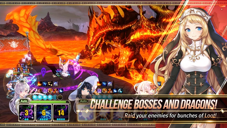 King's Raid screenshot-4