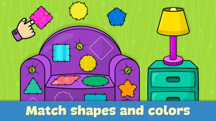 Toddler games for girls & boys screenshot-5