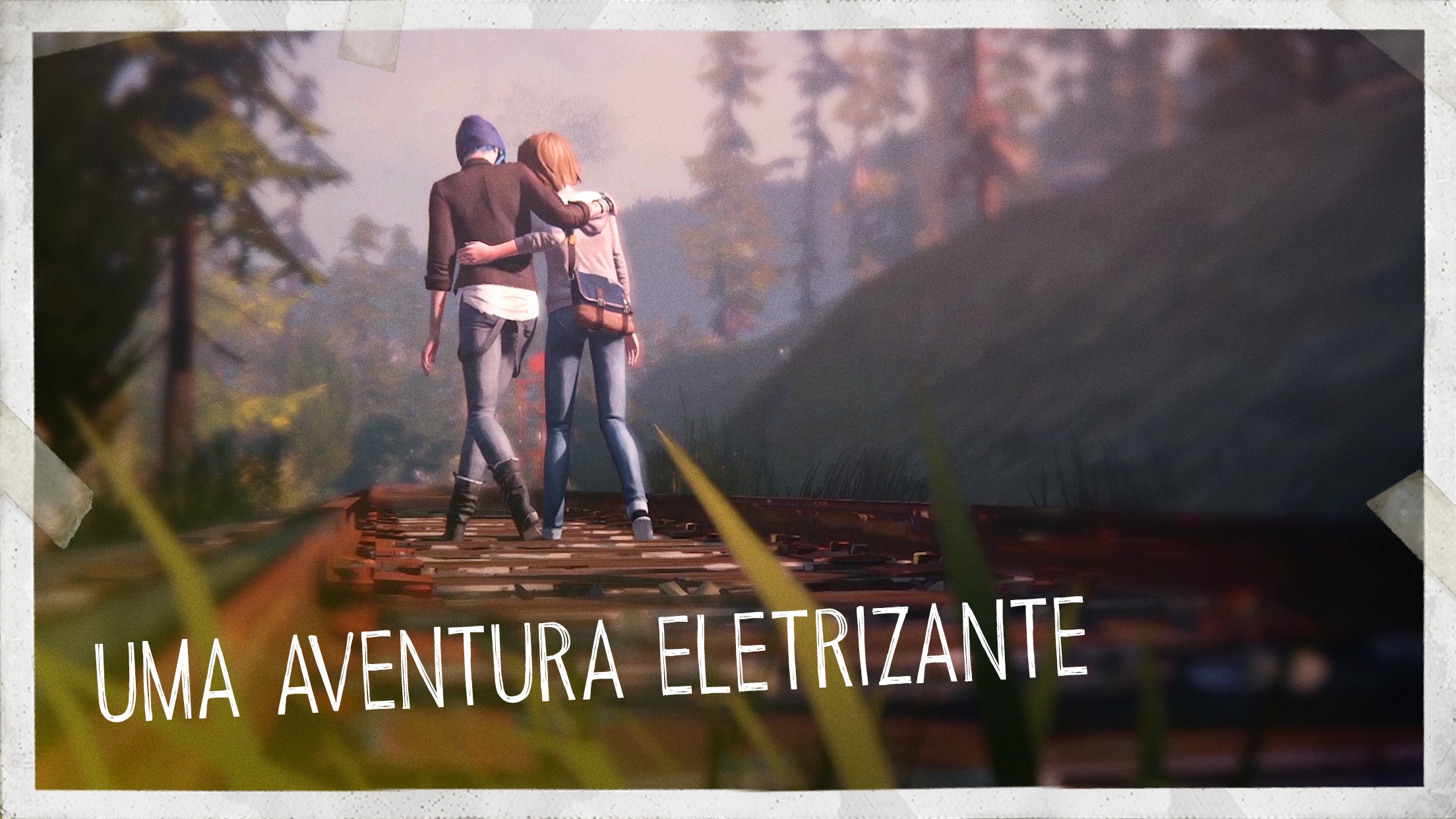 Screenshot do app Life Is Strange