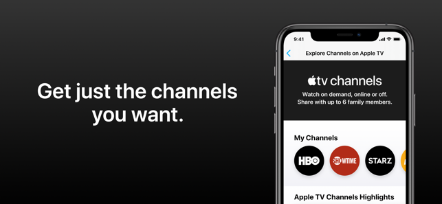 Apple TV on the App Store