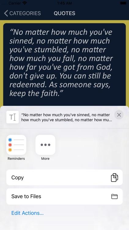 Johnny Cash Wisdom screenshot-5