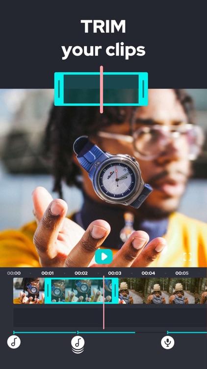 Trim and Cut Video Editor screenshot-0