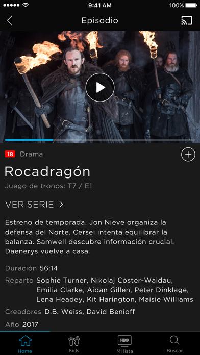 Descargar HBO España para Android