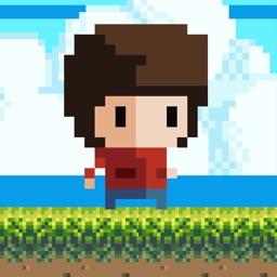8 Bit Kid - Run and Jump