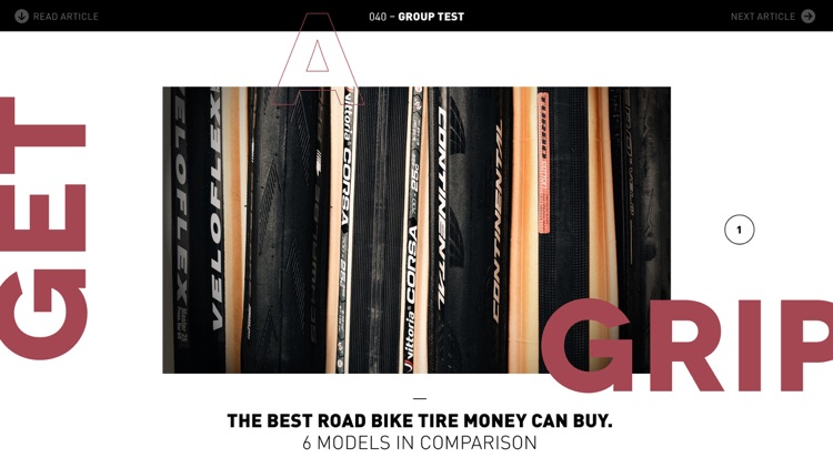 GRAN FONDO Cycling Magazine screenshot-4