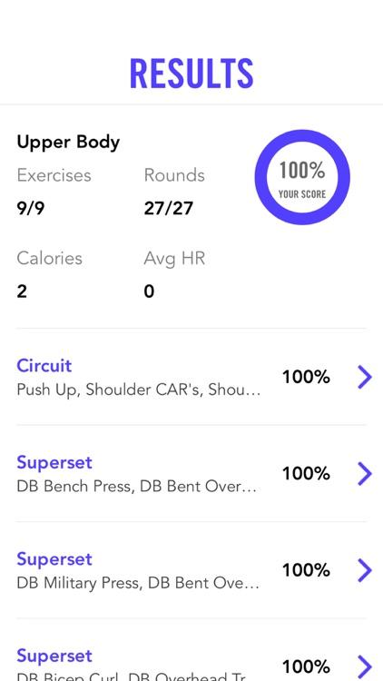 Fyt Duo: 1:1 Fitness Coaching screenshot-3