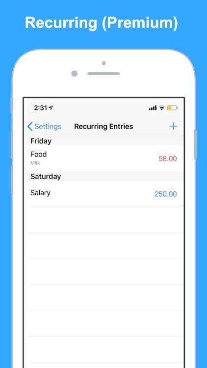 Income & Expense Tracker Zeny screenshot-9