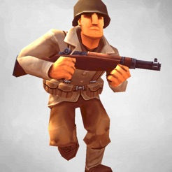 Mighty Army : World War 2 on the App Store