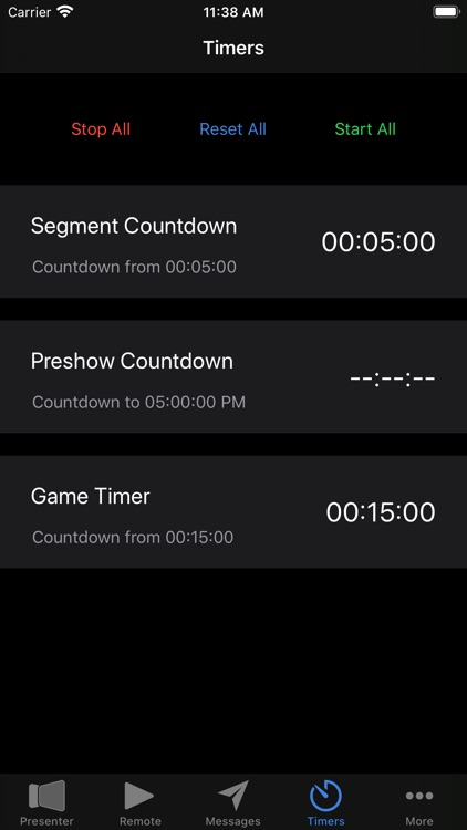 ProPresenter Remote screenshot-4