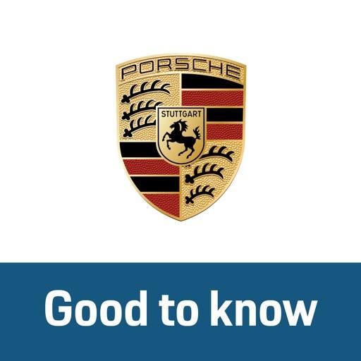 Porsche Good to know