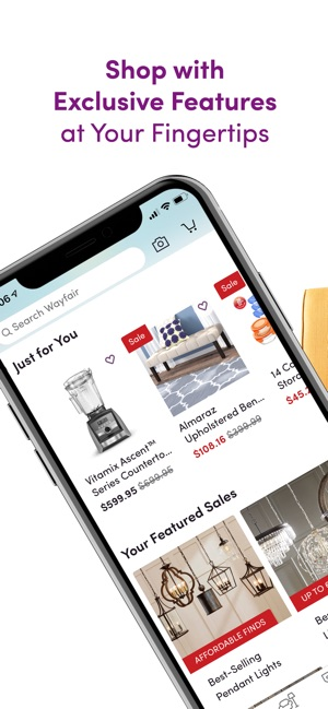 Wayfair – Shop All Things Home on the App Store