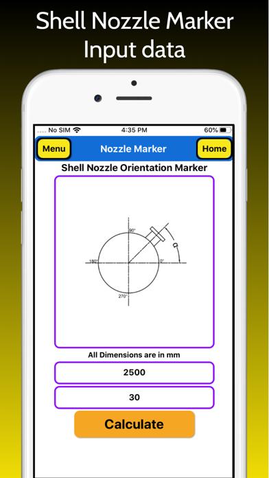 Nozzle Orientation Marker Pro screenshot 5