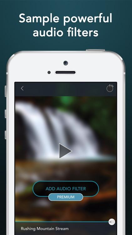 Tinnitus Aid: help ear ringing screenshot-3