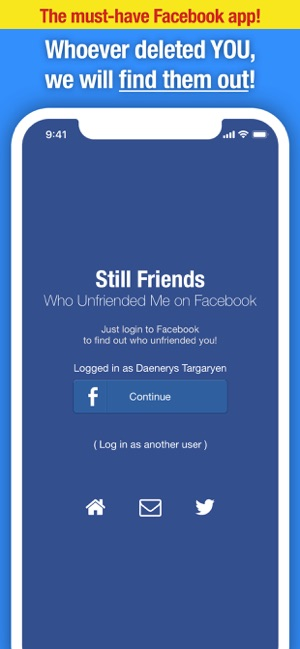 Still Friends - Who Deleted Me on the App Store