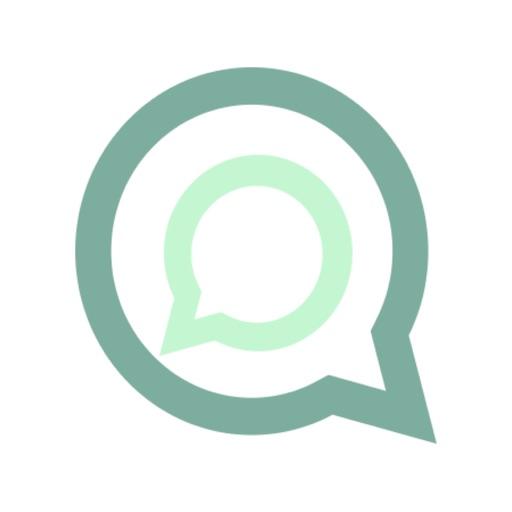 W-Chat app logo