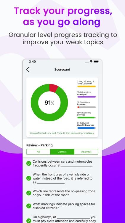 DMV Ultimate Test Prep 2021 screenshot-4