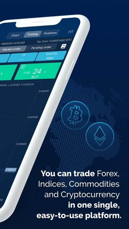 TradeConnect (Bitcoin Trading)