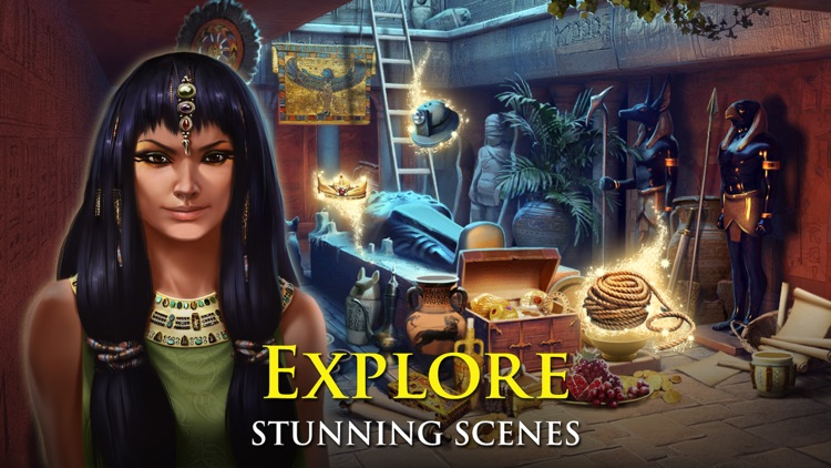 Time Gap: Hidden Objects screenshot-6