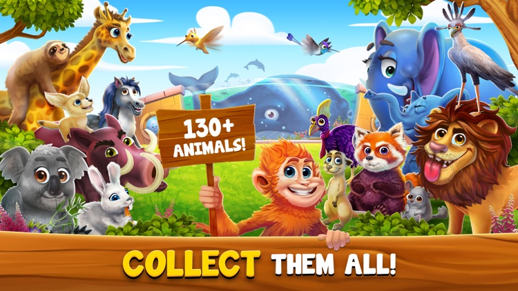 ZooCraft: Animal Family screenshot-4
