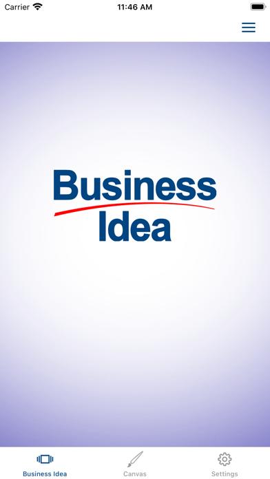 Business Idea Base screenshot one