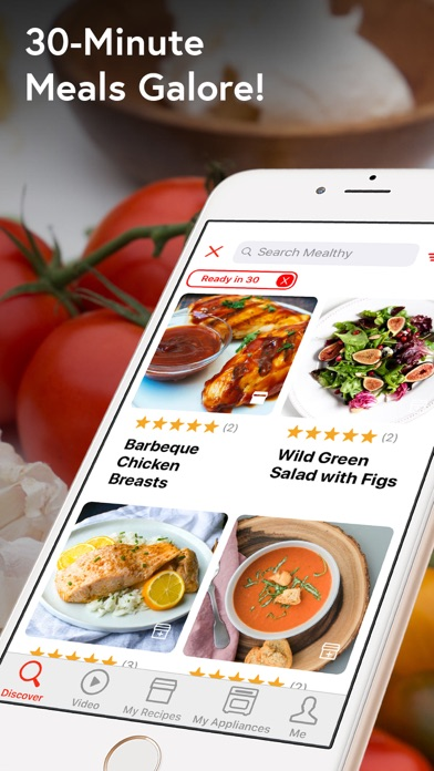 messages.download Mealthy: Easy Healthy Recipes software