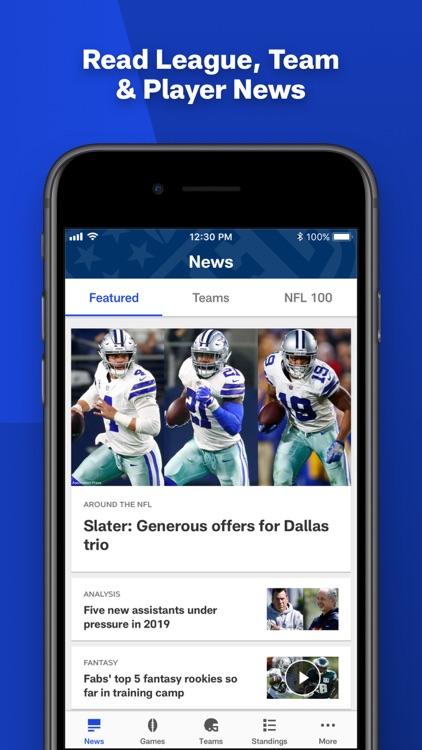 NFL screenshot-6