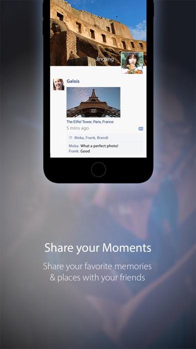 Screenshot for WeChat in Czech Republic App Store