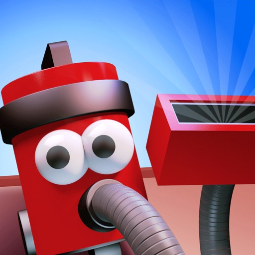 Clean Up 3D app for iphone
