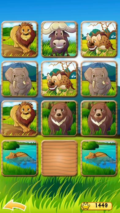 Animal Zoo Match for KidsScreenshot of 1