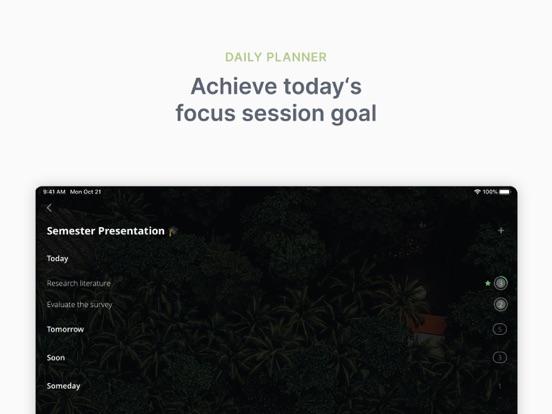 Focus Better: ポモドーロタイマー ポモドーロのおすすめ画像5