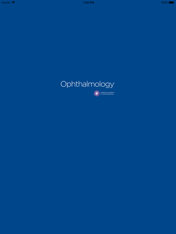 Ophthalmology by AAO - náhled