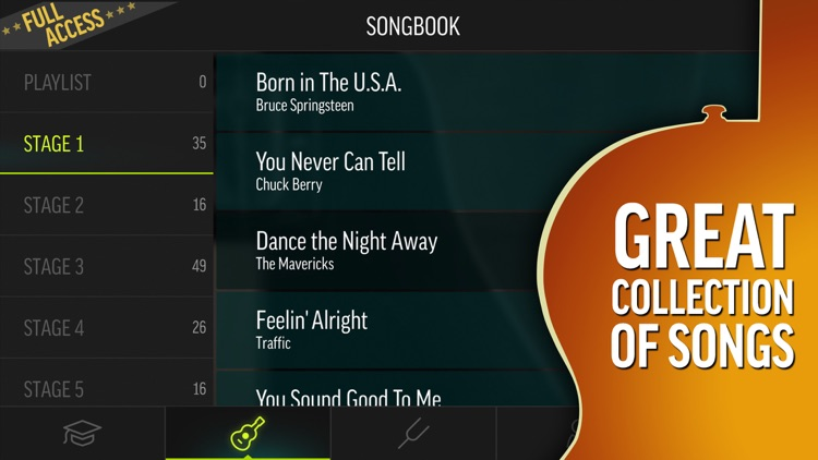 Justin Guitar Beginner Lessons screenshot-3