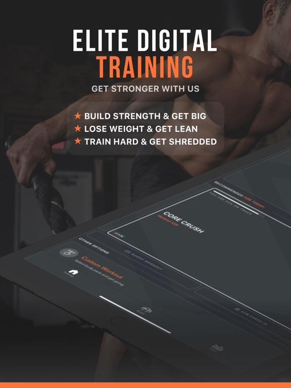 SHRED: Gym Workout & Tracker screenshot 9