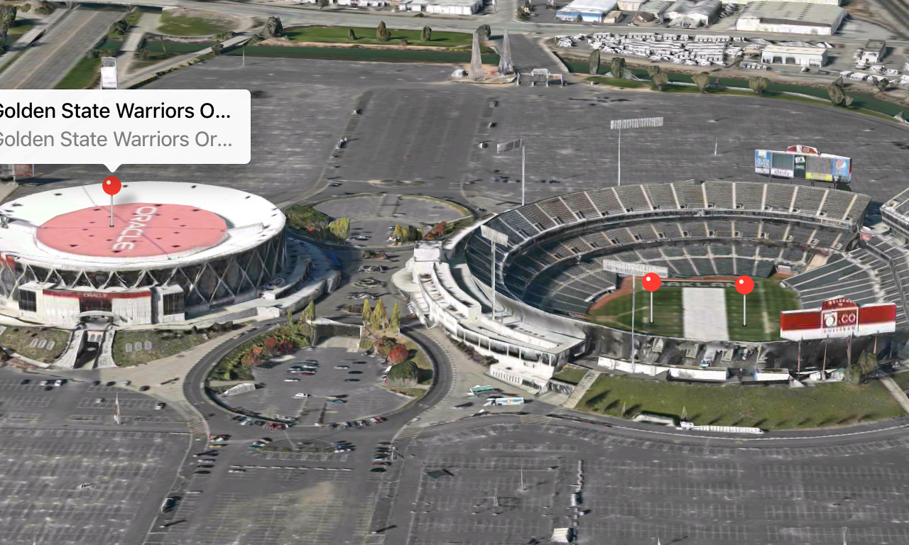 3D Sports Stadiums Lite