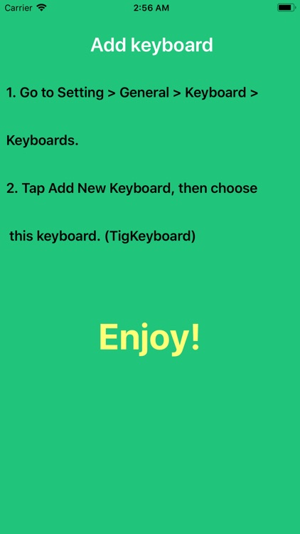 Best Geez Keyboard