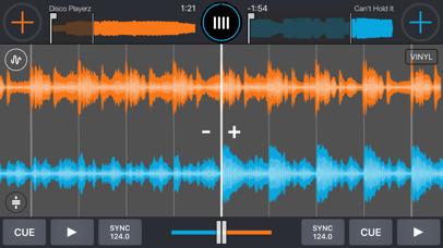 Cross DJ Pro Screenshots