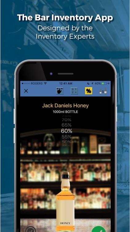 Bevinco Mobile - Bar Inventory