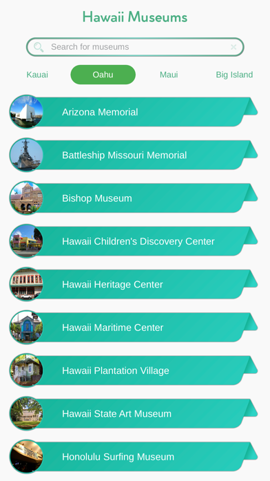 Museums of Hawaiiのおすすめ画像2